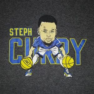 39e5a6f1654 Under Armour Shirts Tops Steph Curry Basketball Shirt Youth S
